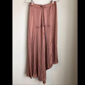 NWT ASOS Satin Skirt